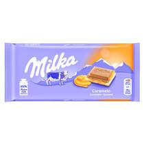 Milka - caramel 100g - 23 tabletten