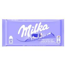 Milka - Milka Alpenmelk 100G, 24 Tabletten