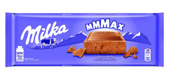 Milka Milka - Milka Alpenmelk 270G, 16 Tabletten