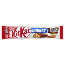 KitKat - chunky salted caramel - 24 repen