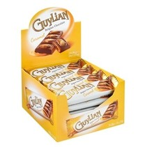 Guylian - seashell bar caramel 35gr - 24 repen
