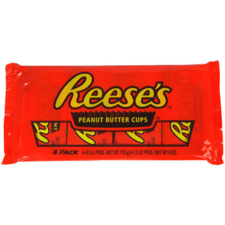 Hershey's Hershey's - reese's peanut butter cup 4p - 24 4 pack