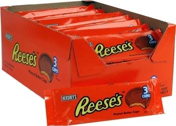 Hershey's Hershey's - reese's peanut butter cups 51g- 40 stuks