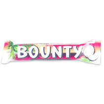 Bounty - puur 57g - 24 repen