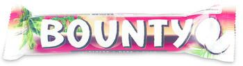 Bounty Bounty - puur 57g - 24 repen