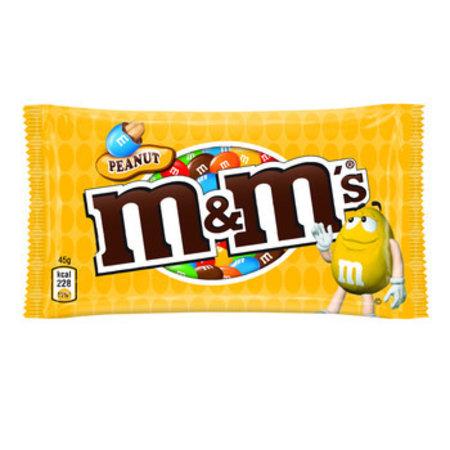 M&M M&M - 45g pinda - 24 zakken