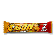 Lion - peanut 2pack 60g - 28 repen