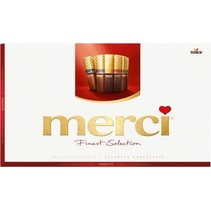Merci - Merci Finest Selection 400G, 8 Dozen