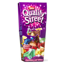 Quality Street - 265gr. - 12 dozen