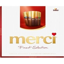 Merci - Merci Finest Selection 250G, 10 Dozen