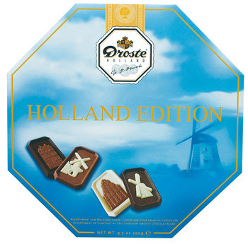 Droste Droste - Holland Edition 200G, 6 Tray