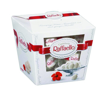 Ferrero Ferrero - confet.raffaello t18 - 6 stuks