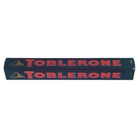 Toblerone Toblerone - Toblerone 100G Zwart, 20 Kokers