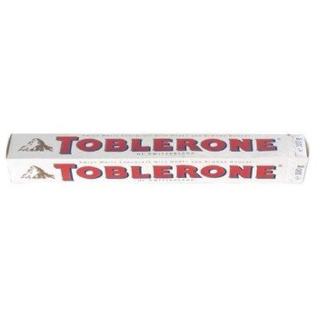Toblerone Toblerone - 100g wit - 20 kokers