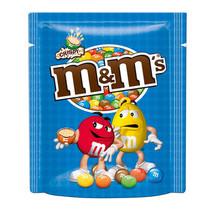 M&M - M&M'S Crispy 213G, 10 Zakken