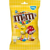 M&M - M&M'S Pinda 100G, 30 Zakken