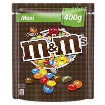 M&M - M&M'S 400G Choco, 18 Zakken