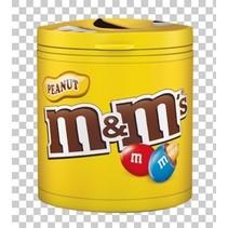 M&M - M&M'S Bottle Pinda 100G, 8 Stuks