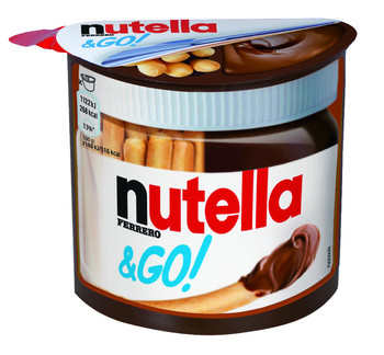 Nutella Nutella - Nut & Go T1, 12 Pack