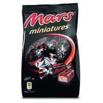 Mars - miniatures 130g - 14 zakken
