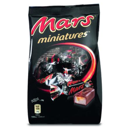 Mars Mars - miniatures 130g - 14 zakken