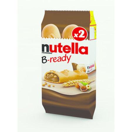 Nutella Nutella - b-ready t2 - 24 pakken