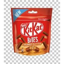 Kitkat - Kitkat Bites Pnt Btr 10X104G, 10 Zakken