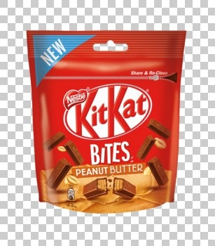 KitKat Kitkat - Kitkat Bites Pnt Btr 10X104G, 10 Zakken