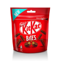 KitKat - bites pouch bag 10x104g- 10 zakken