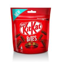 Kitkat - Kitkat Bites Pouch Bag 10X104G, 10 Zakken