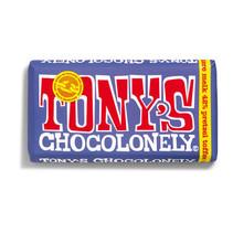 Tony's Chocolonely - melk pretzel toff.180g- 15 repen