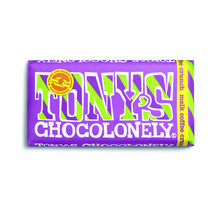 Tony's Chocolonely - 180g melk coffee crunch - 15 repen