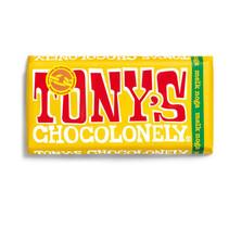 Tony'S Chocolonely - Reep 180G Melk Noga, 15 Repen