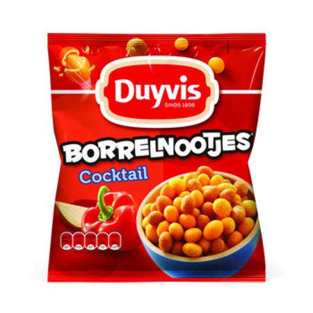 Duyvis Duyvis - borrelnootjes 300g cocktail - 8 zakken