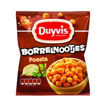 Duyvis - borrelnootjes 300g poesta - 8 zakken