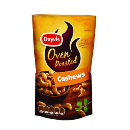 Duyvis Duyvis - dry roasted cashew salt 125g - 10 zakken