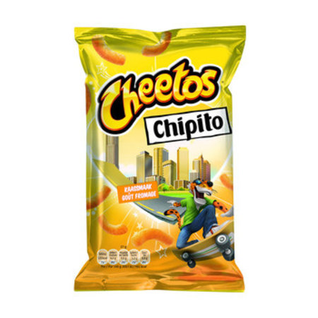 Cheetos Cheetos - chipito kaas 27g - 24 zakken