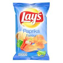 Lay's - 175g paprika (8zk/ds) - 8 zakken