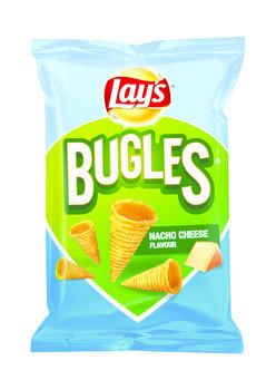 Lay's Lay's - bugles nacho cheese 115g - 24 zakken