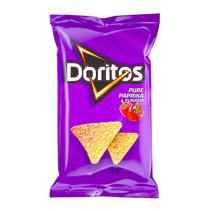 Doritos - 185g pure paprika - 9 zakken