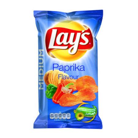 Lay's Lay's - 120gr paprika - 12 zakken