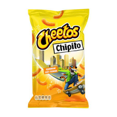 Cheetos Cheetos - cheetos chipito kaas 115g - 18 zakken