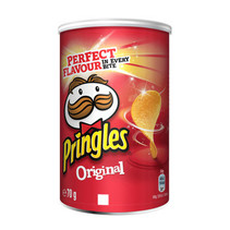 Pringles - original 70g - 12 kokers