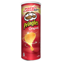 Pringles - original 165g - 19 kokers