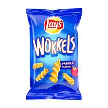 Lay's - wokkels paprika 115g - 18 zakken