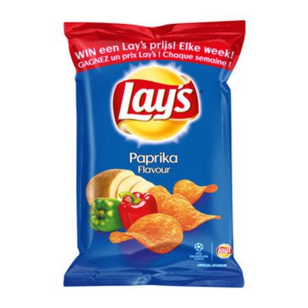Lay's Lay's - 40gr paprika - 20 zakken