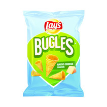 Lay's - bugles nacho cheese 30g - 24 zakken