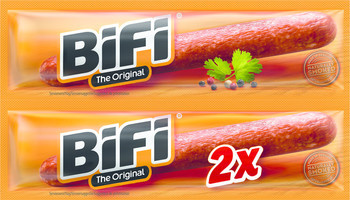 Bifi BIFI - twinpack 2x20g - 18 2 pack
