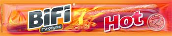 Bifi BIFI - hot 40 x 25gr - 40 stuks