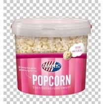 Jimmy´s - popcorn emmer zoet 220gr - 12 emmer